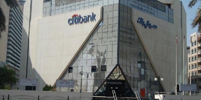 Citi Bank NA UAE