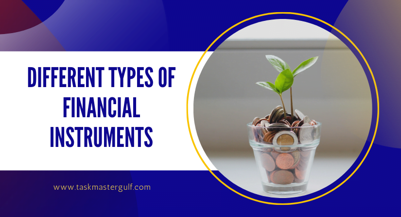 Different Types of Financial Instruments