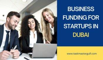 Business Funding for Startups in Dubai