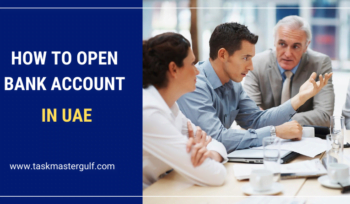 How to Open Bank Account in UAE