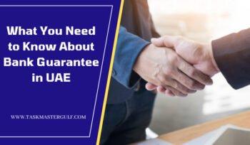 Bank Guarantee in UAE